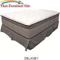 Delaney Jumpo Pillow Top 14""