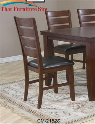 Bardstown Side Chair by Crown Mark  | Austin