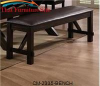Havana Bench by Crown Mark