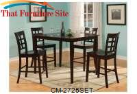 Austin Counter Height  Table Set by Crown Mark
