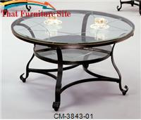 Jessica Coffee Table by Crown Mark