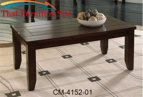 Bardstown Coffee Table by Crown Mark  | Austin