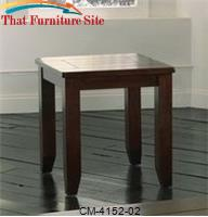 Bardstown End Table by Crown Mark