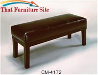 Barlow Bench by Crown Mark