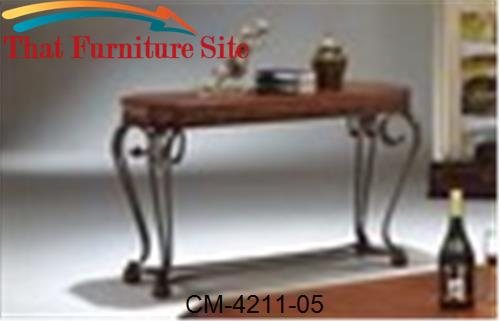 Clairmont Sofa Table by Crown Mark  | Austin