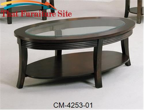 Simone Coffee Table by Crown Mark  | Austin