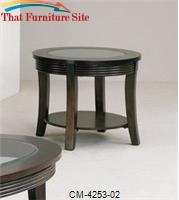 Simone End Table by Crown Mark