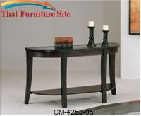 Simone Sofa Table by Crown Mark