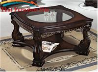 Madison Square Coffee Table by Crown Mark