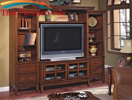 Hawthorne Tv Stand by Crown Mark  | Austin