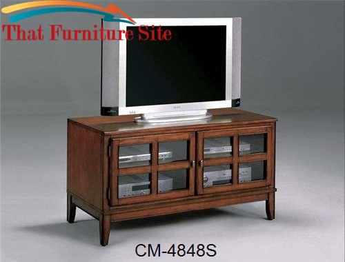 Hawthorne T.V. Stand 50-inch by Crown Mark  | Austin