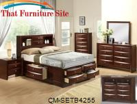 Emily Storage Bedroom Group by Crown Mark