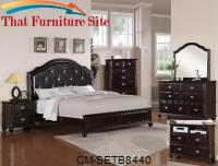 Camille Bedroom Group by Crown Mark