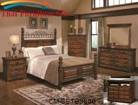 Highland Bedroom Gro by Crown Mark