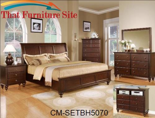 Portsmouth Bedroom G By Crown Mark Austin - Bedroom furniture portsmouth