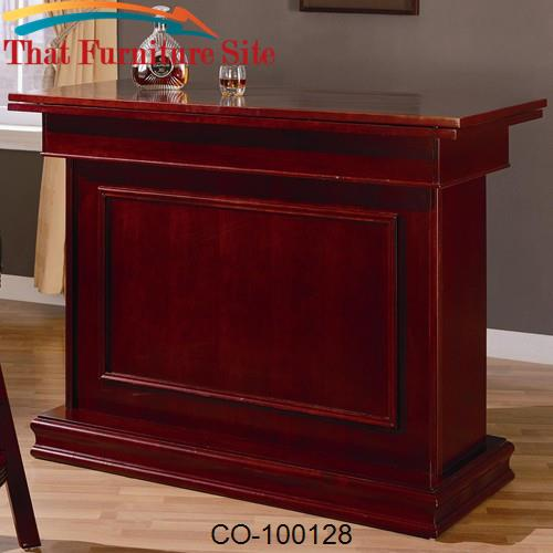Mitchell Bar Unit with Storage by Coaster Furniture  | Austin