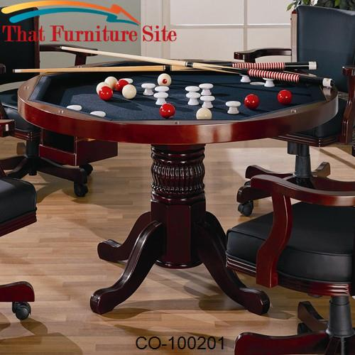Mitchell 3-in-1 Game Table by Coaster Furniture  | Austin