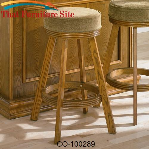 Pleasant Mitchell Upholstered Bar Stool Gmtry Best Dining Table And Chair Ideas Images Gmtryco