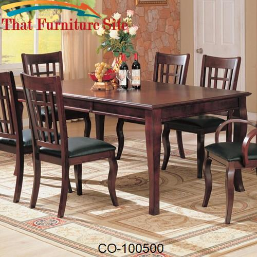 Newhouse Rectangular Dining Table by Coaster Furniture  | Austin