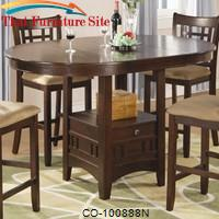 Lavon Counter Height Table by Coaster Furniture