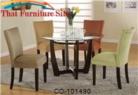Bloomfield Round Table Base by Coaster Furniture