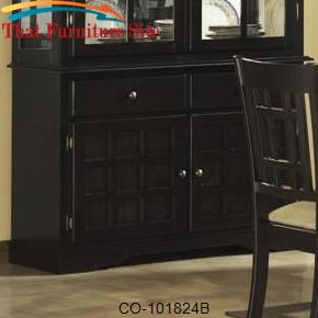 Baldwin Buffet with 2 Doors by Coaster Furniture  | Austin