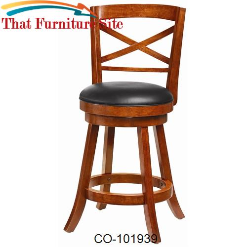 Dining Chairs And Bar Stools 24 Swivel Bar Stool With Upholstered Sea