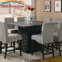 Stanton Contemporary Counter Table by Coaster Furniture