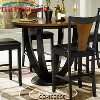 Boyer Counter Height Table by Coaster Furniture