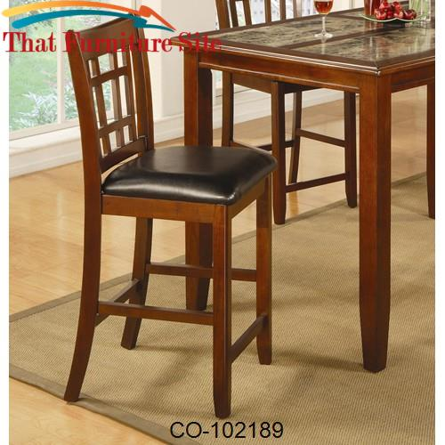 Buckingham 24 Inch Bar Stool By Coaster Furniture Austin