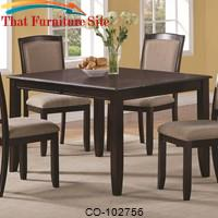 Memphis Rectangular Dining Table by Coaster Furniture