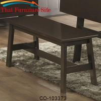Dining 103370 Casual Dining Bench by Coaster Furniture