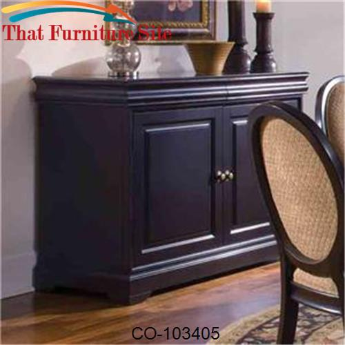Duncan Classic Buffet with Felt Lined Drawers by Coaster Furniture  |