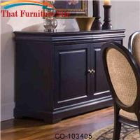 Duncan Classic Buffet with Felt Lined Drawers by Coaster Furniture