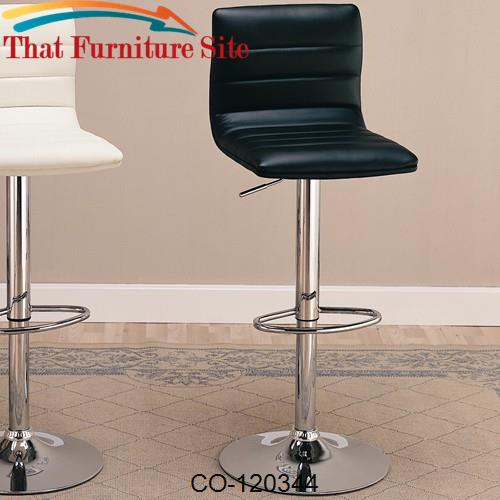 Dining Chairs And Bar Stools 29 Upholstered Bar Chair With Adjustable