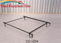 Twin/Full Bed Frame by Coaster Furniture
