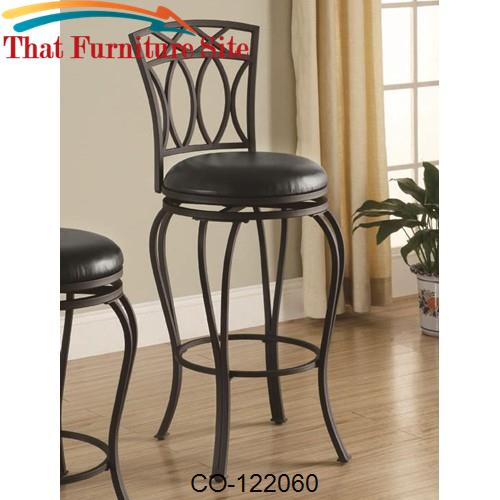 Dining Chairs And Bar Stools 29 Quot Elegant Metal Barstool