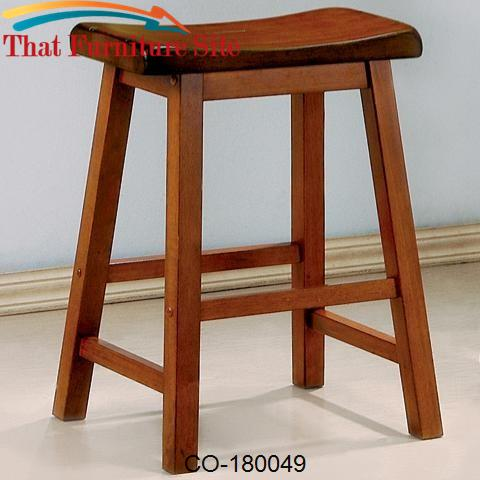 Dining Chairs And Bar Stools 24 Wooden Bar Stool By Coaster Furniture