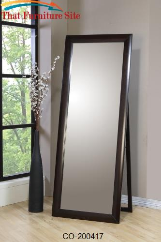 Phoenix Contemporary Standing Floor Mirror by Coaster Furniture  | Aus