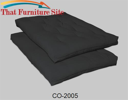 Deluxe Futon Pad by Coaster Furniture  | Austin