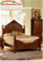 Isabella Queen Carved Bed by Coaster Furniture