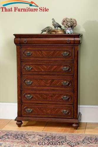Isabella 6 Drawer Chest by Coaster Furniture  | Austin