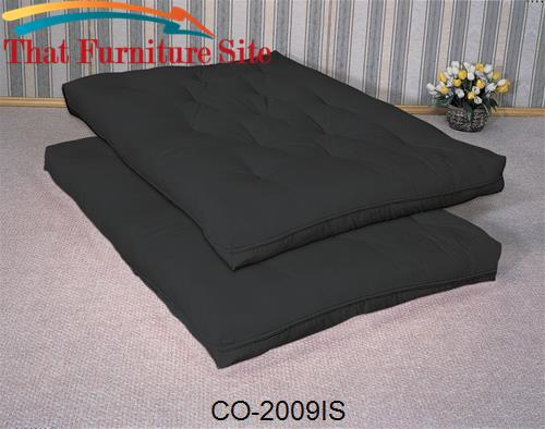 Deluxe Innerspring Futon Pad by Coaster Furniture  | Austin