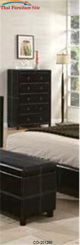 Danielle 5 Drawer Chest by Coaster Furniture  | Austin