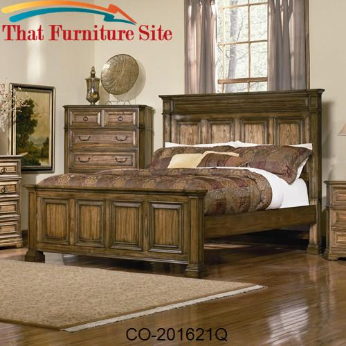 Edgewood Queen Panel Bed by Coaster Furniture  | Austin