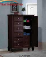 Door Chest by Coaster Furniture