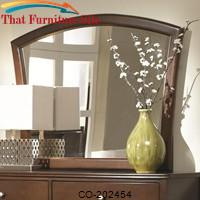 Addley Shell Dresser Mirror by Coaster Furniture