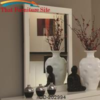 Jessica Wall Mirror by Coaster Furniture