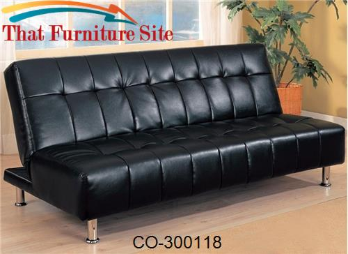 Amazing Sofa Beds Faux Leather Armless Convertible Sofa Bed Machost Co Dining Chair Design Ideas Machostcouk