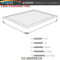 Cal King Mattress Foundation by Coaster Furniture